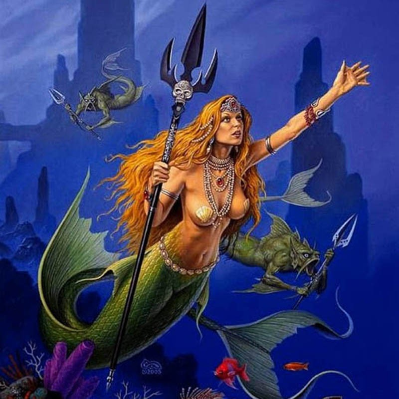 Clyde_Caldwell-Neptunes_Daughter