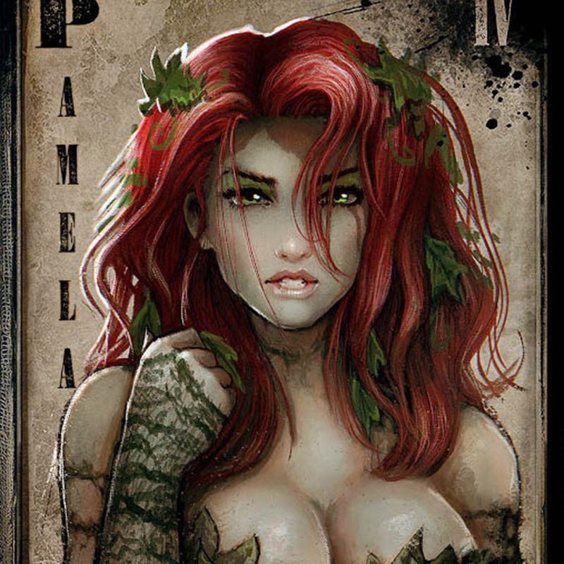 John_Gibson-Poison_Ivy