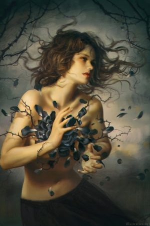 Illustration | Atonement 2  by Laura Sava