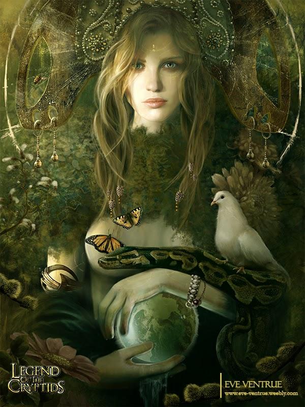 Gaia by Eve Ventrue