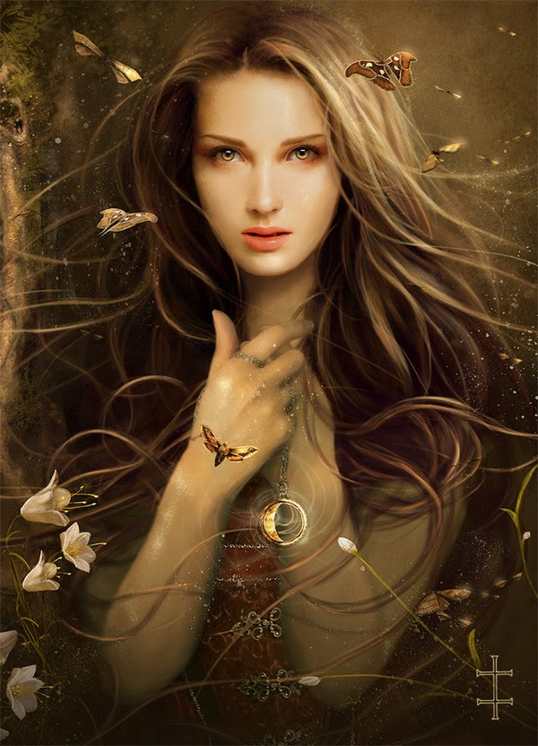Witch Born by Eve Ventrue