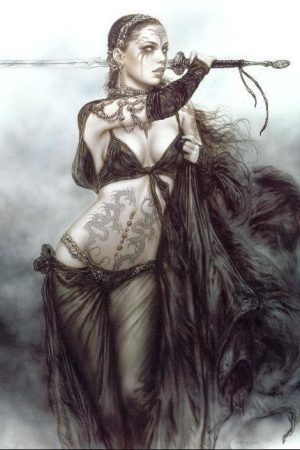 Artwork by Luis Royo (17)