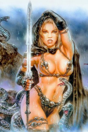 Art by Luis Royo (2)