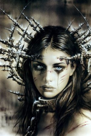 Illustration | Art by Luis Royo (7)