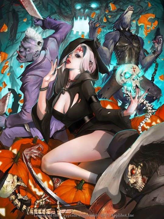 Halloween by  rupid79 (Lee jung-myung)