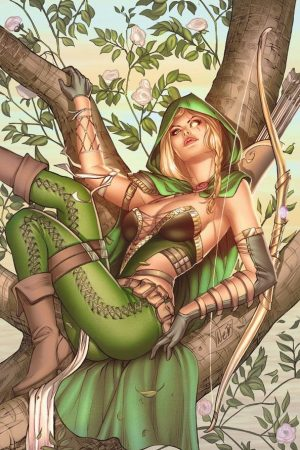 Archers | Robyn Hood by ToolKitten (2)