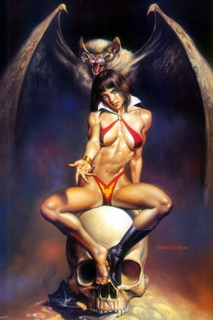 Vampires | Vampy by  Boris Vallejo