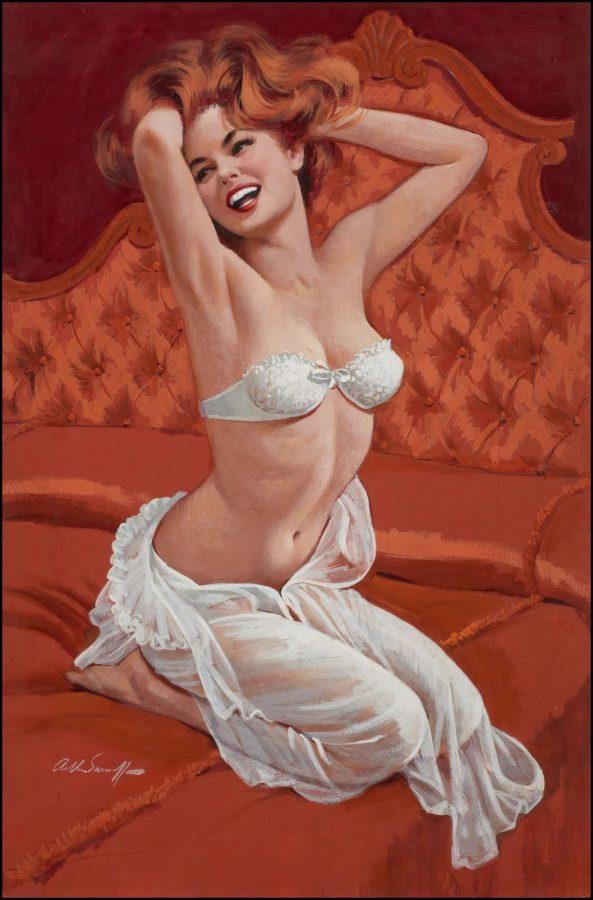 Art by Arthur Sarnoff