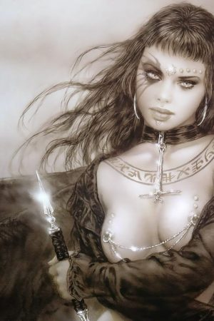 Art by Luis Royo (3)