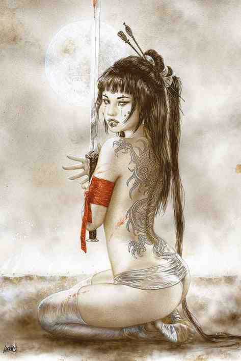 Artwork by Luis Royo (15)
