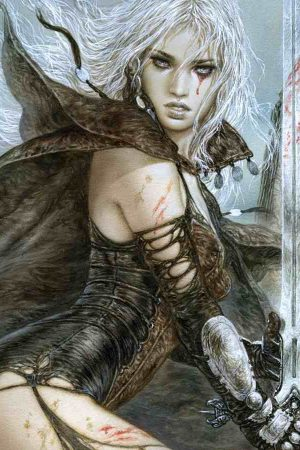Illustration | Artwork by Luis Royo (7)