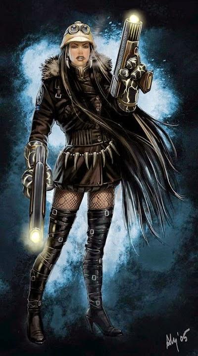 Serran The Hunter by Alastair Fell