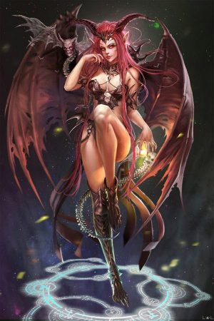 Angels / Demons | Devildom by Linkense7en