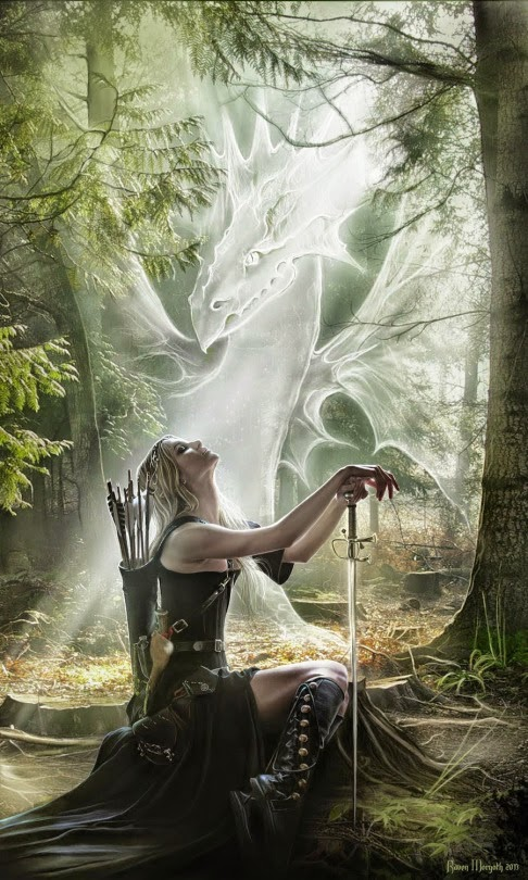 Dragon Strength by Raven Morgoth
