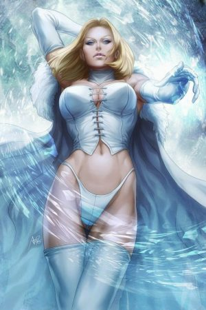 Hero / Villain | Emma Frost by Stanley Lau