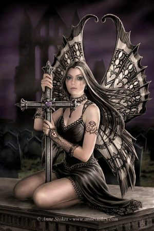 Gothic Fairies – Illustrations by Anne Stokes