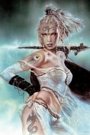 Illustration | Artwork by Luis Royo