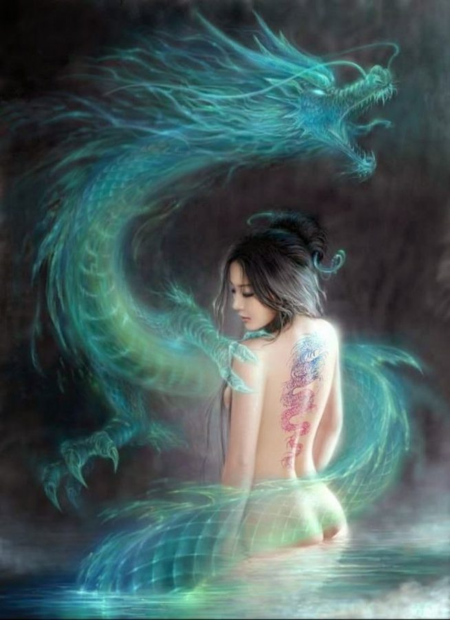 Art by Y. Huoshen