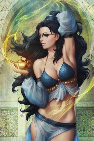 Artgerm Grimm Fairy Tales by Stanley Lau