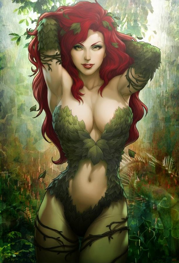 Poison Ivy by Stanley Lau