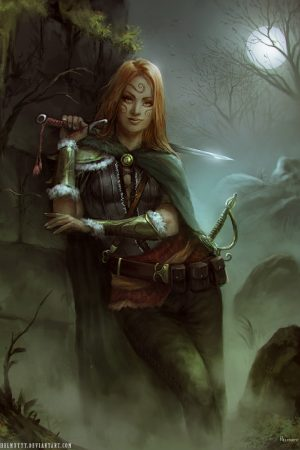 Warriors / Pirates | Princess Iseult by Helmuttt