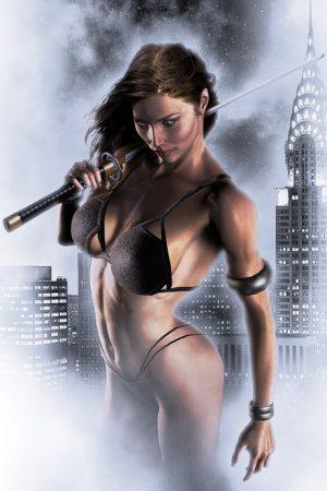 Warriors / Pirates | Sword Woman IV by Vehemel