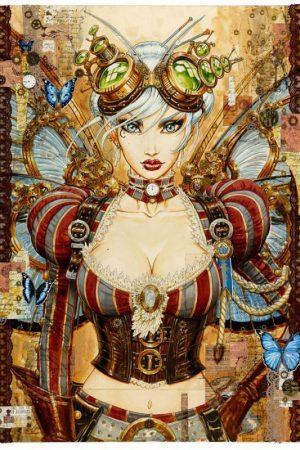 Illustration by Olivier Ledroit