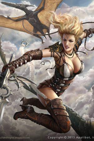 Fantasy Art | Artwork by alexnegrea