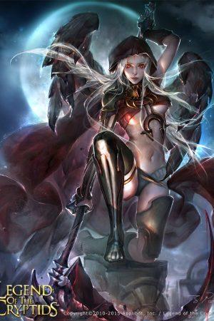 Angel of Death Adv by Zinnadu
