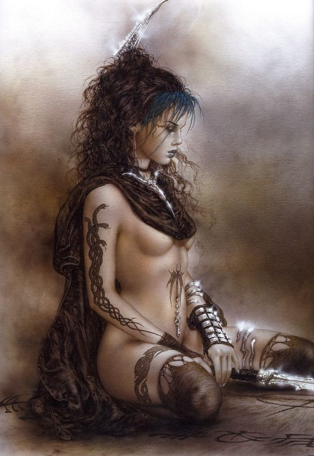 Artwork by Luis Royo (14)