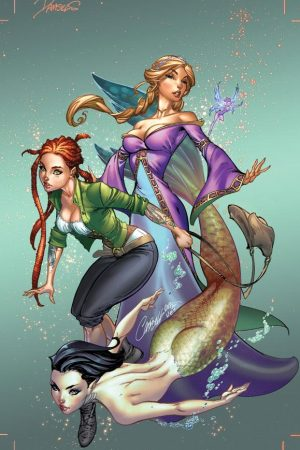 Mermaids | Winners by J. Scott Campbell (Nei Ruffin...
