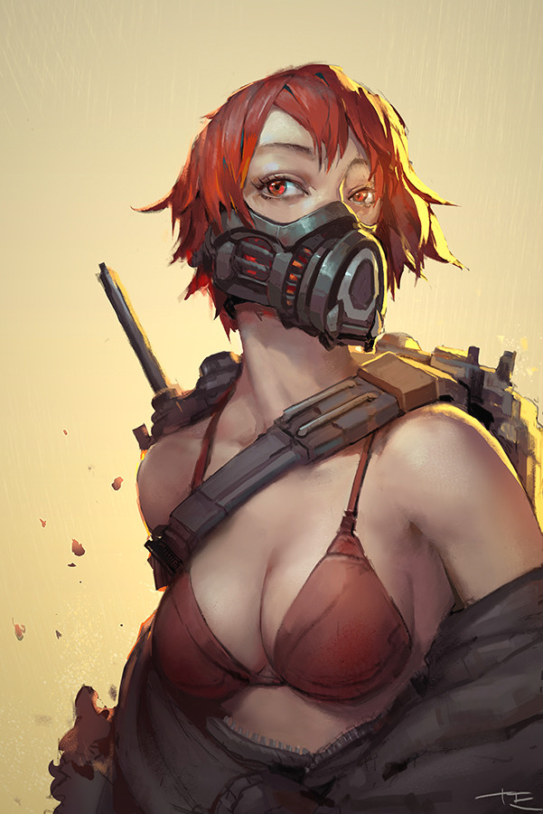 Mask By TE Hsieh