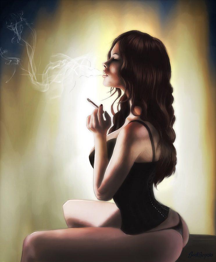 Smokin' – by Saint Genesis
