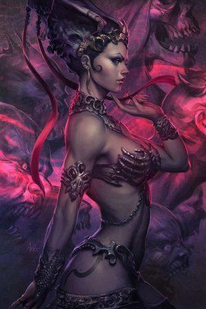Fantasy Sexy Art | Art by Artgerm