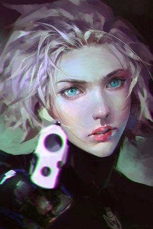 Alita. E by Yanjun Cheng