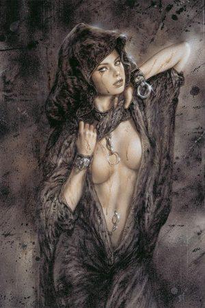 Warriors / Pirates   Art by  Luis Royo (2)