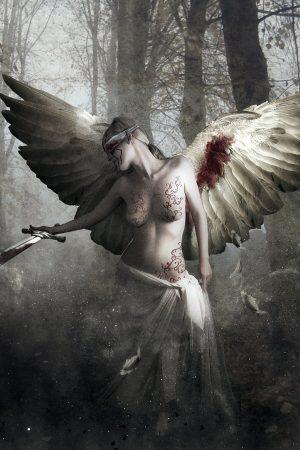 Angels / Demons   Vimark - Blind Angel