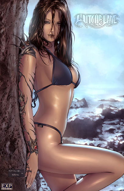 Witchblade Swimsuit by Kai