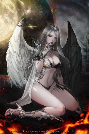 Fantasy Sexy Art | Artwork By Lohel