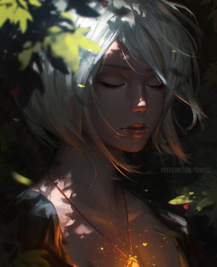 Fairy by GUWEIZ