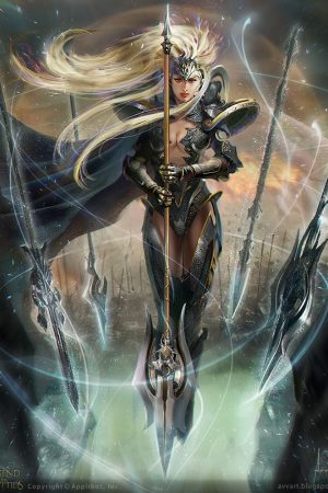 Warriors / Pirates | Ulia 2 - The seven spears of glory by Av...