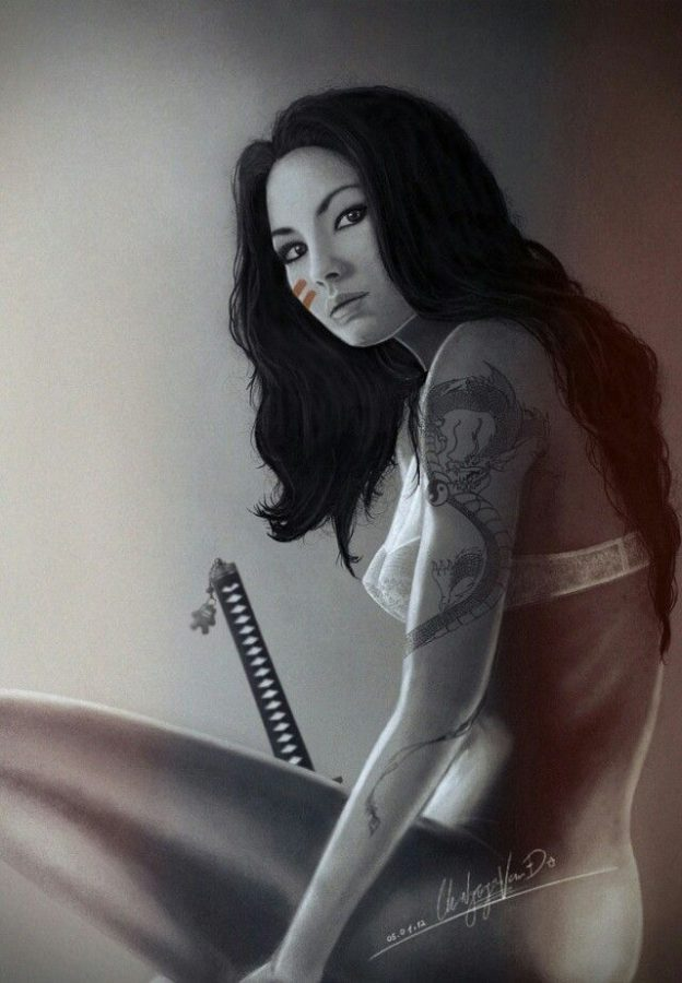 Assassin Girl by Do Cho