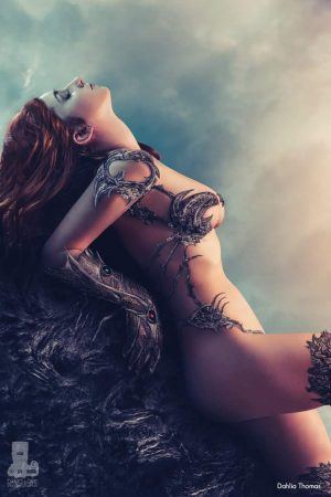 Fantasy Sexy Art | Witchblade by Danica Rockwood/Photo by D...