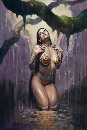 Fantasy Sexy Art | Artwork by Boris Vallejo (2)