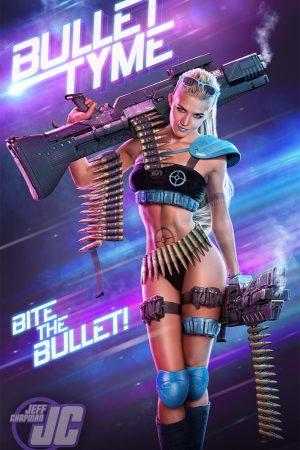 Sci-Fi / Steampunk | Bullet Tyme by Jeffach