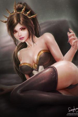 Fantasy Sexy Art | Li-Ming – Heroes of the Storm by  San...