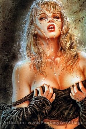 Artwork by Luis Royo (8)