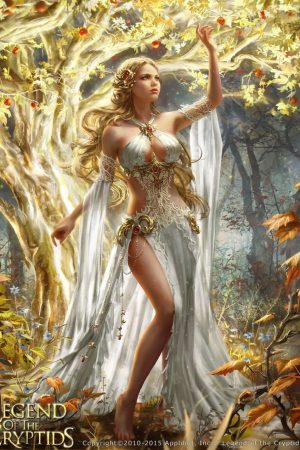 Legend of the Cryptids – Esflonne by Laura Sava