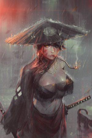 Warriors / Pirates | RoninbyGUWEIZ
