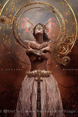 Carlos Quevedo – Celestial Fire